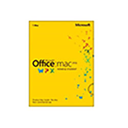 Office Mac 2011 Campus Student Option